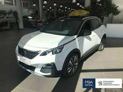 gebraucht Peugeot 3008 Hybrid4 300 e-EAT8 GT Aut. SUV / Geländewagen