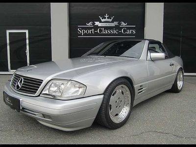 gebraucht Mercedes SL320 Roadster Aut. '' Top Zustand'' Xenon