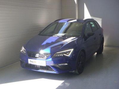 gebraucht Seat Leon Kombi FR Black-Edition TSI DSG