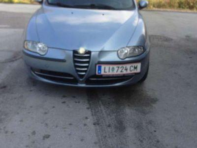 used Alfa Romeo 147 1,9 Diesel Klein-/ Kompaktwagen,
