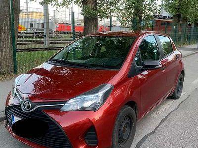 gebraucht Toyota Yaris 1,33 Dual-VVT-i Klein-/ Kompaktwagen,