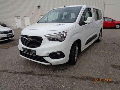 gebraucht Opel Combo Life 1,2 DiTurbo L2/H1- XL Edition Start/Stop Navi