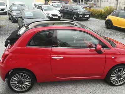 gebraucht Fiat 500C ECO 1,2 69 Lounge
