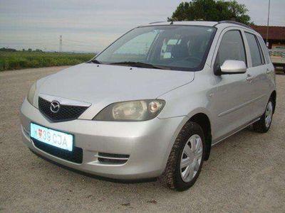 gebraucht Mazda 2 1,25i CE Klima