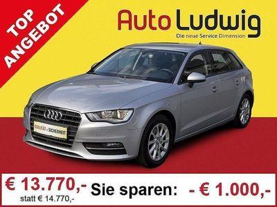 gebraucht Audi A3 Sportback Attraction 2,0 TDI