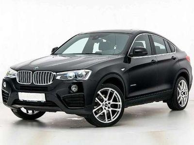 gebraucht BMW X4 xDrive 30d Advantage Aut.