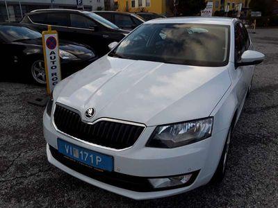 gebraucht Skoda Octavia 1,6 Ambition TDI Limousine
