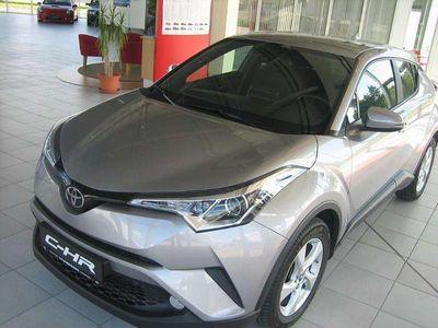 gebraucht Toyota C-HR 1,2T C-ENTER 4WD CVT Keyless Go