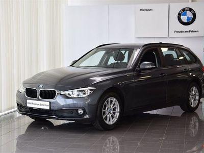 gebraucht BMW 318 3er-Reihe d Touring Aut. Kombi / Family Van,