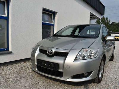 gebraucht Toyota Auris 1,4 VVT-i Blue