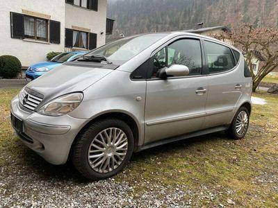 gebraucht Mercedes A170 -Edition Avantgarde CDI