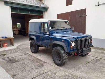 """gebraucht Land Rover Defender 90\"""" Station Wagon 2,5 TD"""