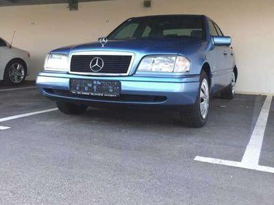 gebraucht Mercedes C180 C-Klasse w202Limousine