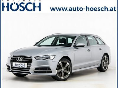 brugt Audi A6 Avant 2.0 TDI S-Line S-tronic LP: 62.684.-€