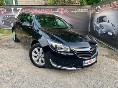 gebraucht Opel Insignia ST 1,6 CDTI Ecotec Cosmo Aut.   XENON   NAVI   PDC