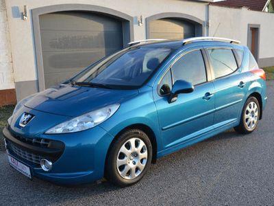 brugt Peugeot 207 Active 1,6 HDi 90 FAP *Klimaautomatik*