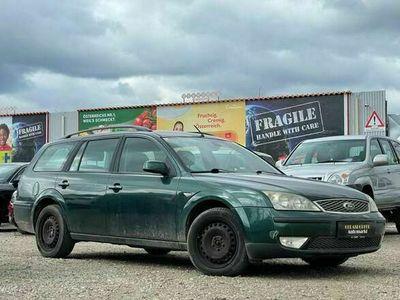 gebraucht Ford Mondeo Traveller Trend 2,0 TDCi **Export** Kombi / Family Van