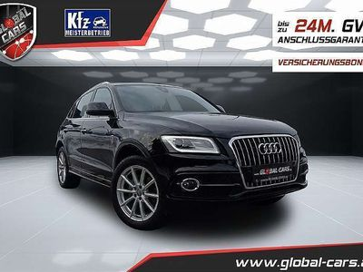 gebraucht Audi Q5 2,0 TDI Q*S tronic*PANO*XENON*NAVI*KEYLESS*VOLL!!