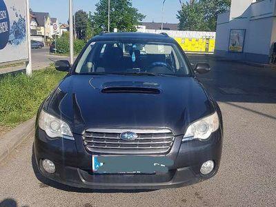 gebraucht Subaru Outback 2.0 Boxer Diesel Kombi / Family Van