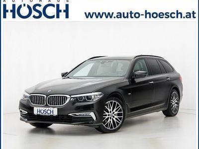 gebraucht BMW 530 d Touring xDrive Luxury-Line Aut. LP: 95.847.- €