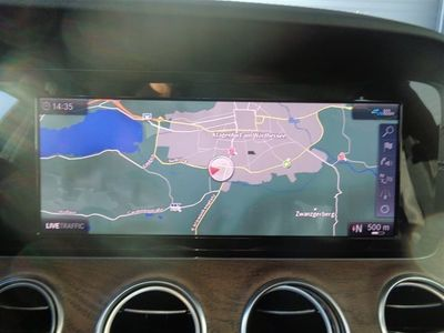 gebraucht Mercedes E350 PKW4MATIC