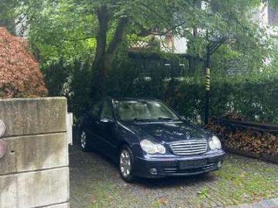 gebraucht Mercedes C200 Avantgarde CDI Aut.