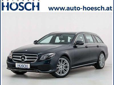 gebraucht Mercedes E220 E-KlasseAut. LP:70.306.-€ Kombi / Family Van,