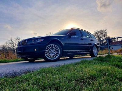 gebraucht BMW 330 3er-Reihe xd Kombi Allrad (E46) touring - ÖAMTC Pickerl Kombi / Family Van