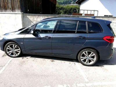 gebraucht BMW 218 2er-Reihe Gran Tourer Sportline d Kombi / Family Van