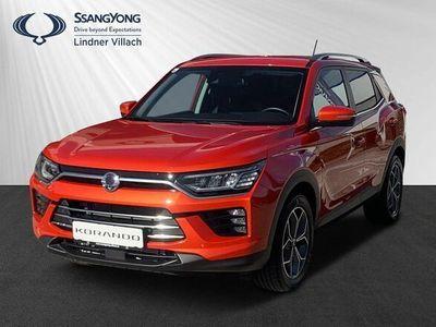 gebraucht Ssangyong Korando 1,6 2WD Icon Aut.