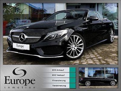 gebraucht Mercedes C220 C-Klassed Cabrio AMG / Airscarf / LED ILS / Coman... Cabrio / Roadster