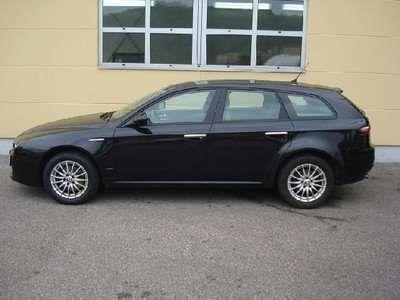 gebraucht Alfa Romeo 159 159SW 1,9 JTDM 8V Kombi / Family Van
