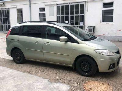 brugt Mazda 5 2.lL Diesel Kombi / Family Van,