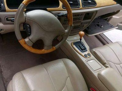 gebraucht Jaguar S-Type 3.0l V6 Limousine,
