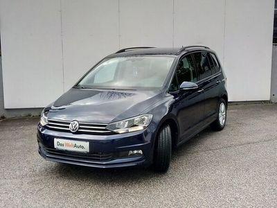 gebraucht VW Touran Comfortline TDI SCR DSG 5-Sitzer