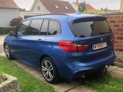 gebraucht BMW 220 Gran Tourer 2er-Reihe d xDrive M Sport Aut. Kombi / Family Van