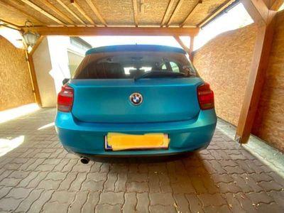 gebraucht BMW 114 1er-Reihe i F21N13 Klein-/ Kompaktwagen