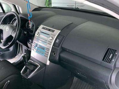 gebraucht Toyota Corolla Verso 1,6 VVT-i Linea Luna