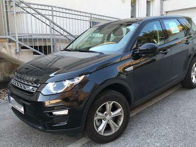 brugt Land Rover Discovery Sport 2,0 TD4 Pure A SUV / Geländewagen,