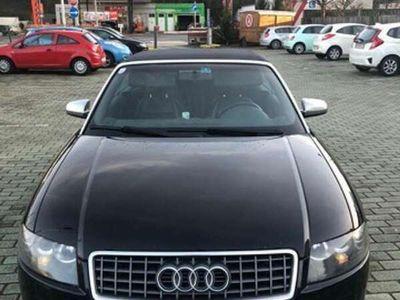 gebraucht Audi A4 Cabriolet 2,5 TDI Schalter