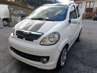 gebraucht Microcar M.Go Sport mit wenig KM und Yanmar Motor Pickerl bis 05
