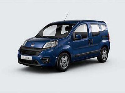 gebraucht Fiat Qubo 1,4 Fire 70 Natural Power Lounge, Lounge, 78 PS, 5 Türen, Schaltgetriebe