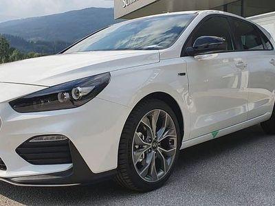 gebraucht Hyundai i30 1,4 T-GDi N-Line