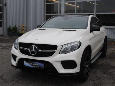 gebraucht Mercedes GLE350 d Coupe AMG-LINE