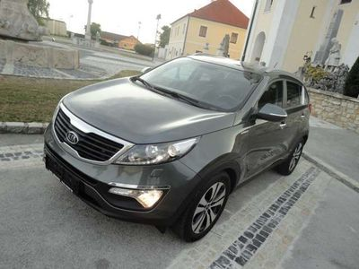used Kia Sportage Platinium 2,0 CRDi 4WD Aut.*Navi*Leder*