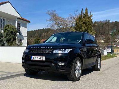 gebraucht Land Rover Range Rover Sport 3,0 TDV6 SE