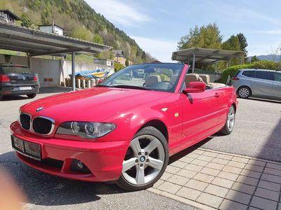 gebraucht BMW 320 Cabriolet 3er-Reihe d Cabrio E 46 / Roadster