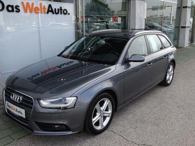 gebraucht Audi A4 Avant 2,0 TDI Kombi / Family Van,
