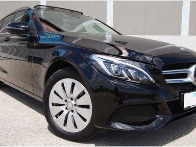gebraucht Mercedes C220 d T 4MATIC Aut. *LED/360Grad KAMERAS/ACC/PANORAMA*