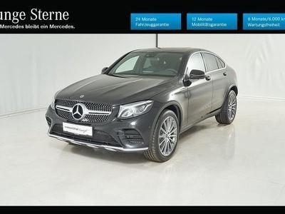 gebraucht Mercedes GLC300 GLC-Klasse4MATIC Sportwagen / Coupé,